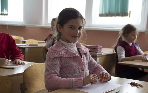 Кира, 8 лет