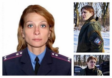 Боевиками командует женщина