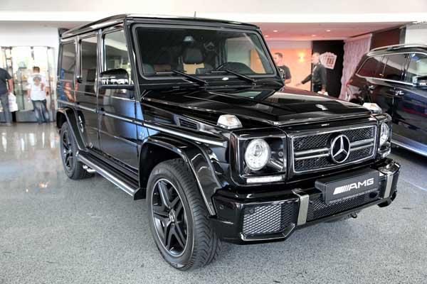кража Mercedes Benz G63 АМG