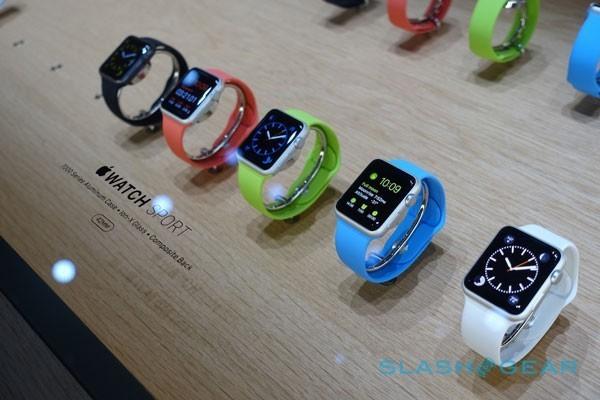 приложения для умных часов Apple
