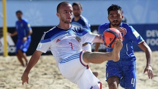 чемпионат мира по пляжному футболу