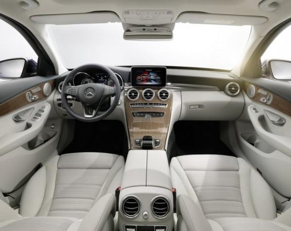 Mercedes-Benz C-Class фото салона