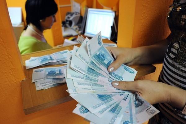 Бухгалтер похитила миллион рублей