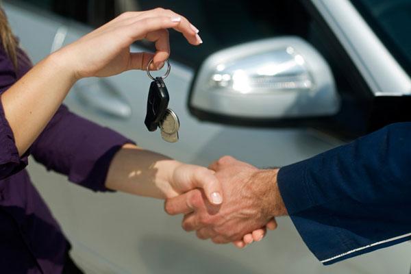 Краткосрочный прокат автомобиля
