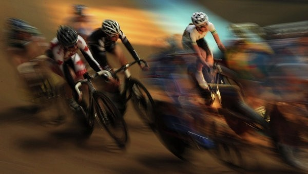 ЧЕ по велотреку среди молодежи