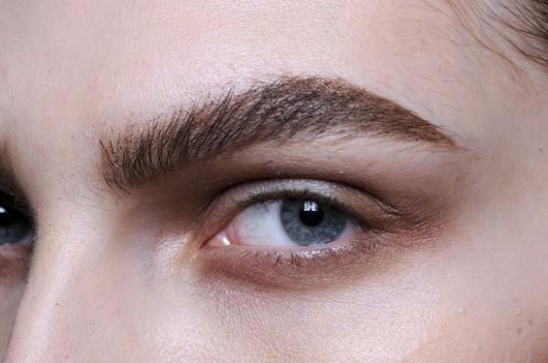 макияж для нависших век