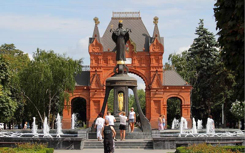 VIP экскурсии по Краснодару