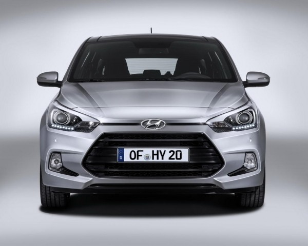 Трехдверный Hyundai i20 Coupe