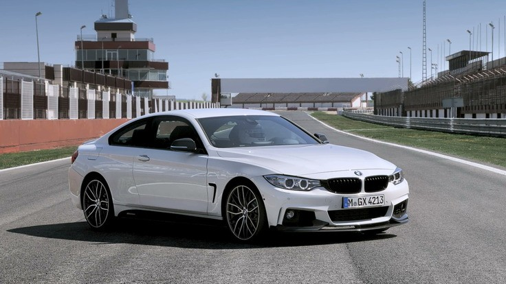BMW 4-Series Coupe M Performance
