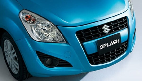 Suzuki Splash 2013