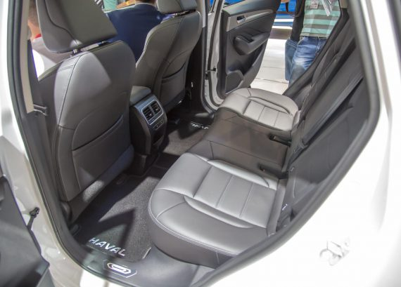 Haval F7 2019 фото салона