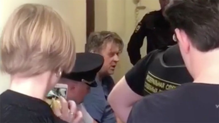 Преображенский суд арестовал Александра Борового