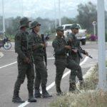 Россиия отозвала военных советников из Венесуэлы