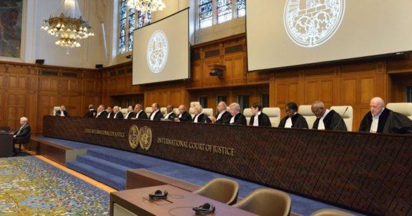 Украина утверждает о нарушении Россией Международной конвенции