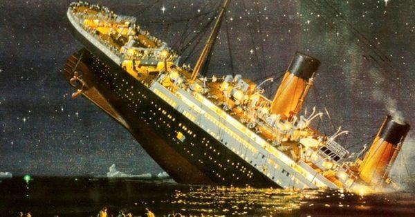 катастрофа «Титаника»
