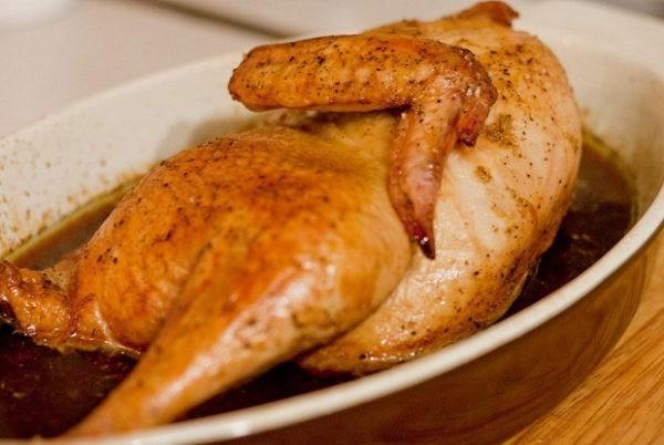 Приготовление курицы в пиве