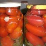 Сладкие помидоры по-болгарски без уксуса на зиму