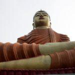 Британец вернул Шри-Ланке статую Будды, вывезенную его прадедом в XIX веке