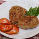 Котлеты из говядины с Болгарским перцем