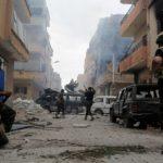 Ливийская армия объявила о прекращении огня