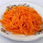 Острая морковочка