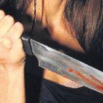 Женщина, отсидев 10 лет за убийство, проткнула мужу печень из ревности