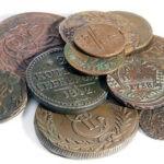 Как очистить старые монеты?