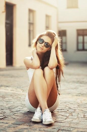 Тамблеровская девушка